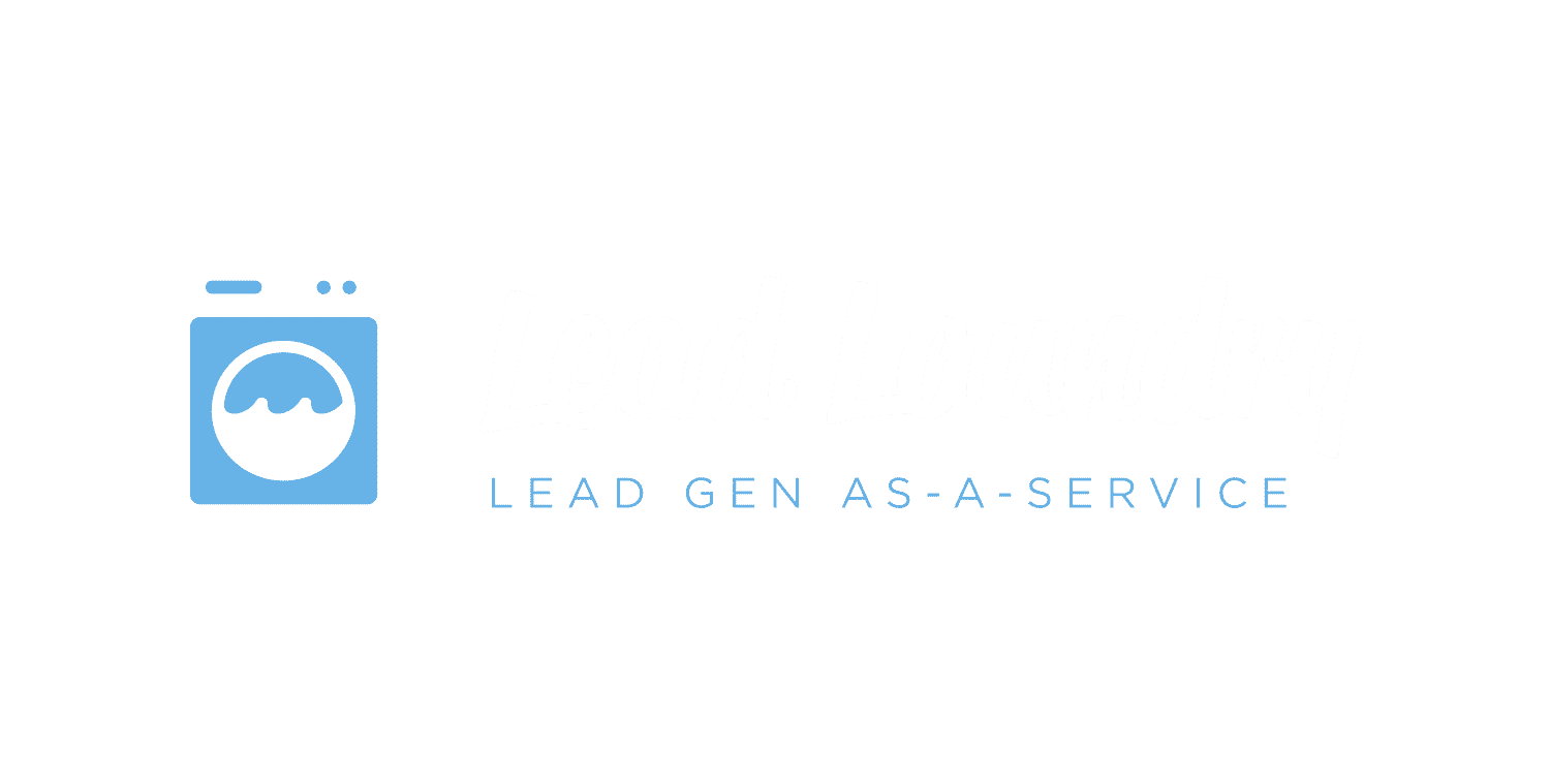 Lead Laundry Logo